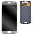 Samsung Galaxy S7 LCD and Touch Screen Assembly [Silver]